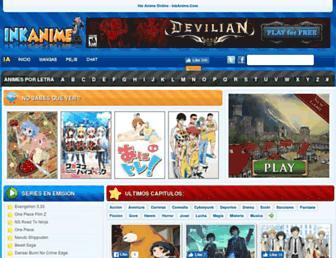 Thumbshot of Inkanime.com