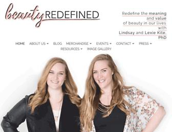 beautyredefined.org screenshot