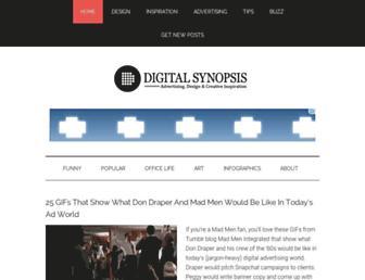 digitalsynopsis.com screenshot