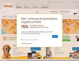 miscota.ee screenshot