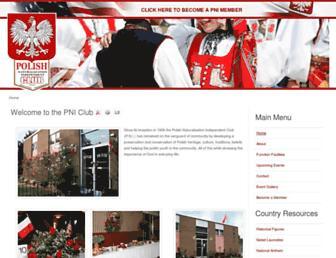 thepniclub.com screenshot
