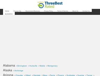 threebestrated.com screenshot