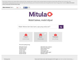 mobil.mitula.co.id screenshot