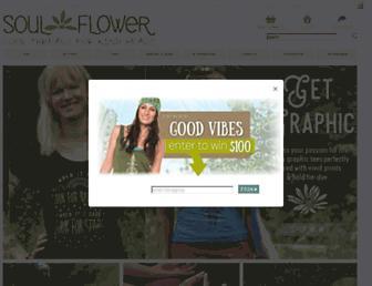Thumbshot of Soul-flower.com