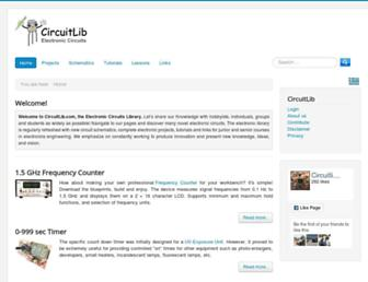 circuitlib.com screenshot