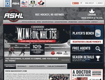 ashl.ca screenshot