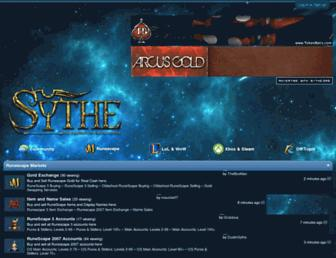 Thumbshot of Sythe.org