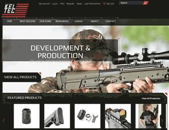 Thumbshot of Keltecweapons.com