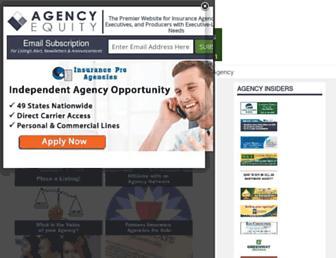agencyequity.com screenshot