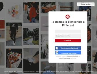 pinterest.cl screenshot