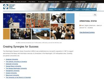 Thumbshot of Wrlc.org
