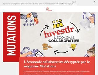 Thumbshot of Mutualite.fr