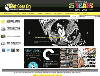 Thumbshot of Beatgoeson.com
