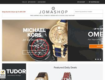 Thumbshot of Jomashop.com