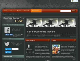 downloadgamesnowfree.com screenshot