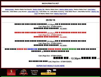 madhurmatka.net screenshot
