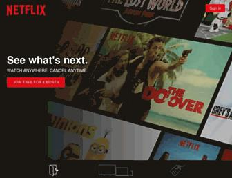 Thumbshot of Netflix.com