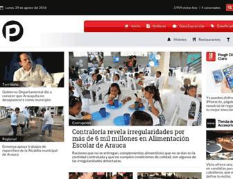 Thumbshot of Portalaraucano.com