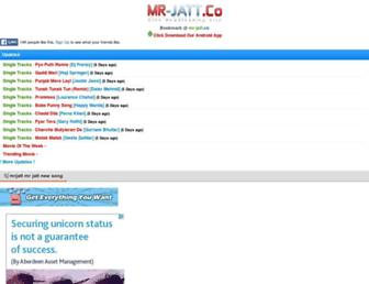 mr-jatt.co screenshot