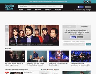 Thumbshot of Rockinchair.com.br