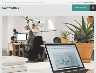 Thumbshot of Awwwards.com