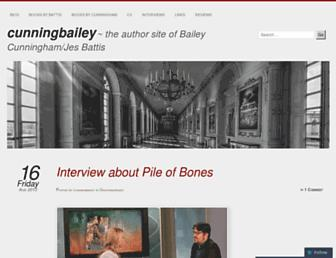 cunningbailey.com screenshot