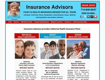 healthbroker.com screenshot