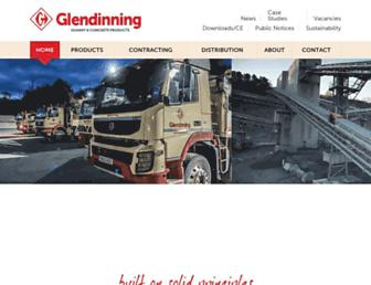ejwglendinning.co.uk screenshot