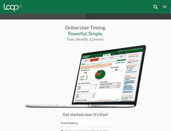loop11.com screenshot