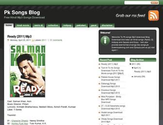 pksongss.blogspot.com screenshot