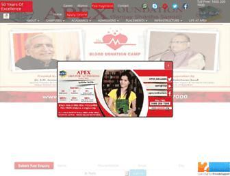 apexedu.org screenshot