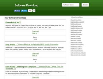 software-download.name screenshot