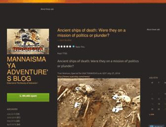 mannaismayaadventure.com screenshot