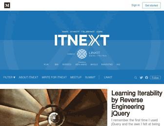 itnext.io screenshot