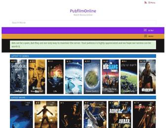 pubfilmonline.co screenshot