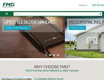 fmg.co.nz screenshot