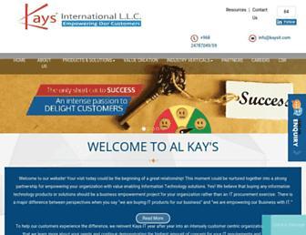 kaysit.com screenshot