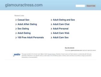 Thumbshot of Glamouractress.com