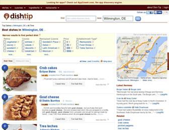 Thumbshot of Dishtip.com