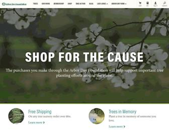 shop.arborday.org screenshot
