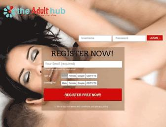 Thumbshot of Theadulthub.com