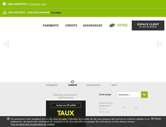 Thumbshot of Banque-accord.fr