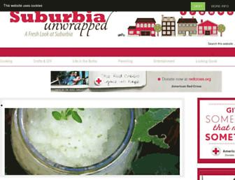 Thumbshot of Suburbia-unwrapped.com