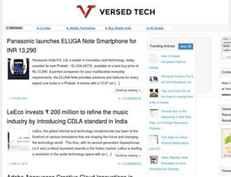 Thumbshot of Versedtech.org