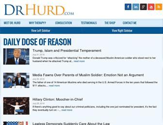 Thumbshot of Drhurd.com