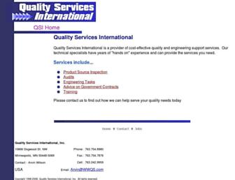 wwqs.com screenshot