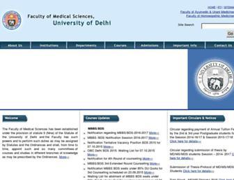 fmsc.ac.in screenshot