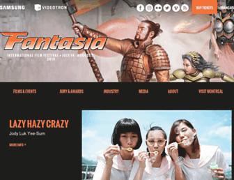 Thumbshot of Fantasiafestival.com