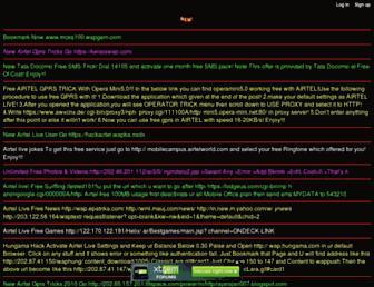 trickszone.wapdale.com screenshot