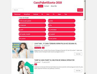 telkomsel-simpati-indosat-im3.com screenshot